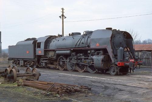 Locomotives à Vapeur