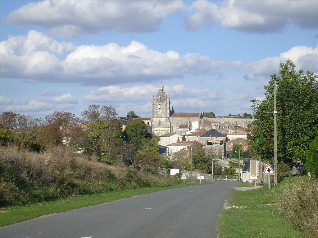 Le bourg de Saint-Fort sur Gironde - panoramio.jpg
