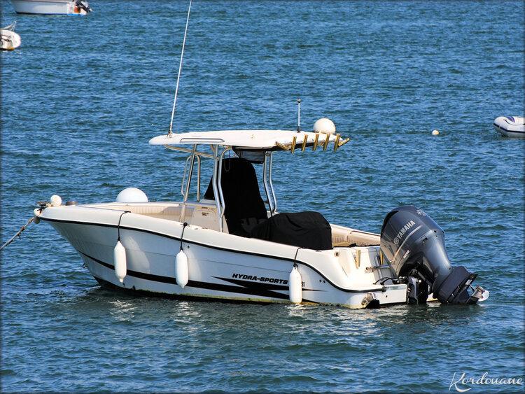 Bateaux de plaisance (Lège - Cap Ferret)