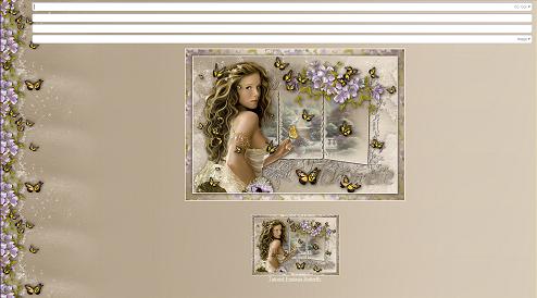Papier Fantasy Femme 09
