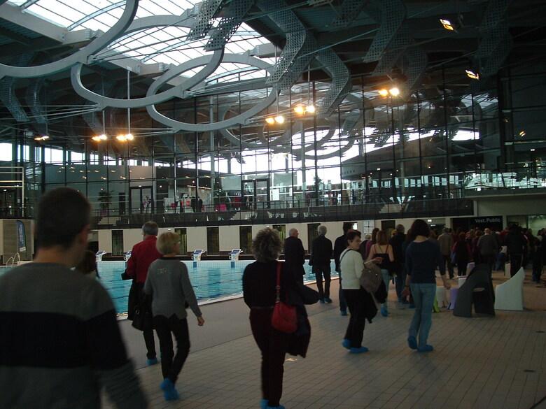 LIMOGES: l'Aquapolis a ouvert ses portes au public ce weekend «Découverte»
