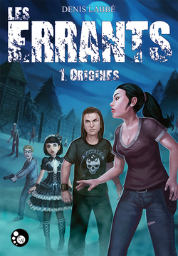 Les errants, tome 1 : Origines (Denis Labbé)