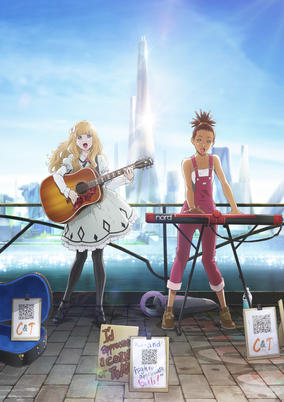 Carole and Tuesday انمي