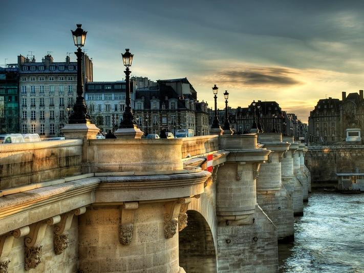 Hotel Foyer Le Pont Paris : Les ponts de paris quot rêverie d aimielisa
