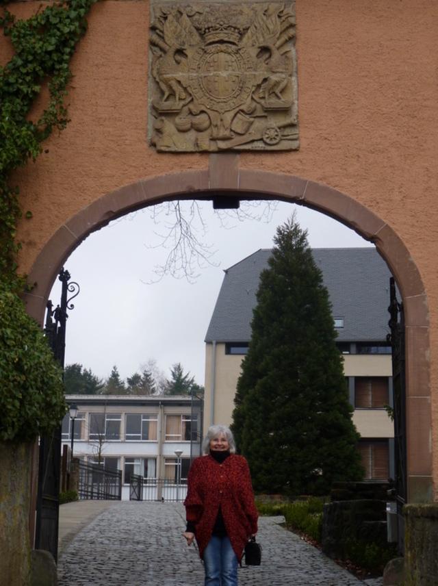 Le parc de Mersch