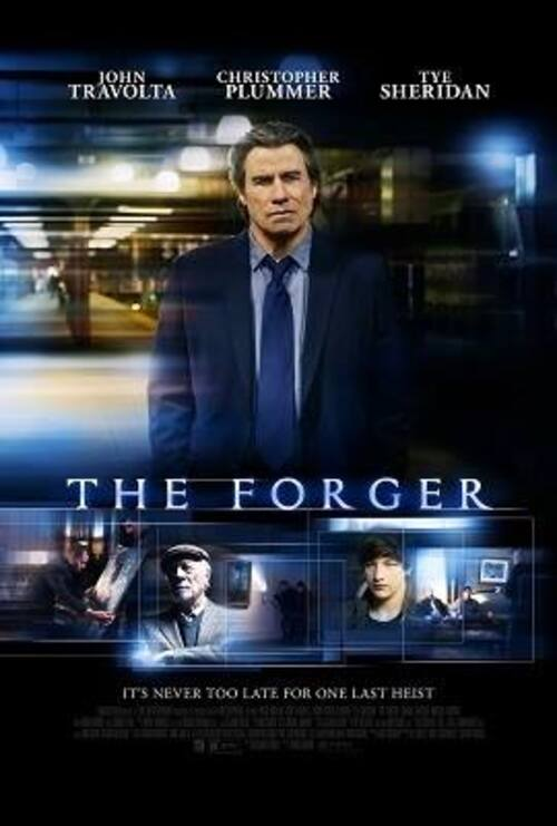 "Bonsoir a l'honneur : "" The Forger """