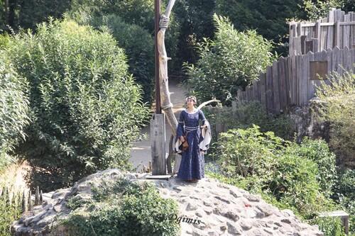 Le bal des oiseaux fantômes au Puy du fou