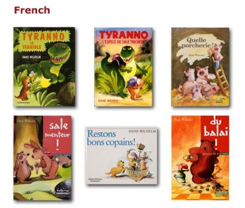 Des livres à gogo et dans toutes les langues !
