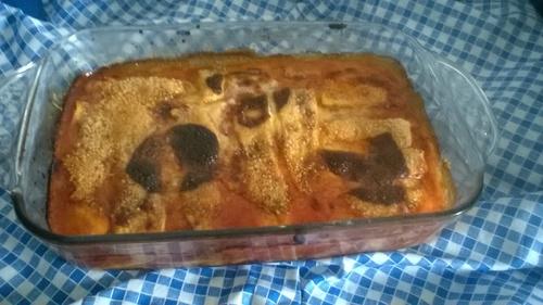 Lasagnes de courgettes à la Parmigiano