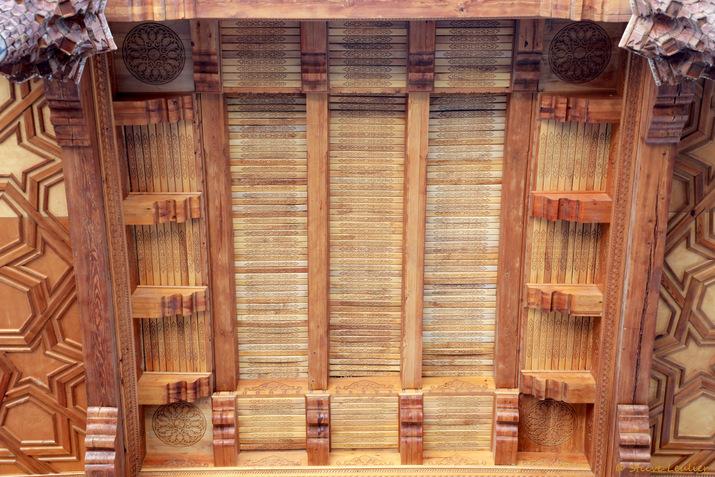 Citadelle Ark, Boukhara, la salle du trône de l'émir