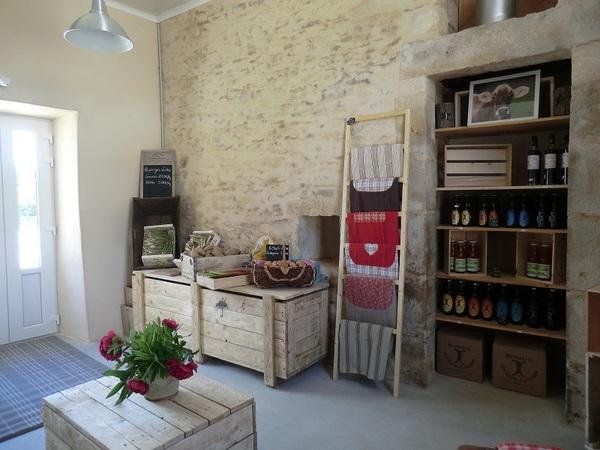 """Visite de """"La P'tite Ferme"""" à Poiseul-la-Ville-et-Laperrière"""