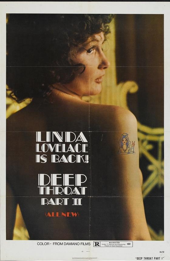 DEEP THROAT PART II box office usa 1974