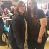 Deuxième photo de Sophie Jomain et de sa grande fan