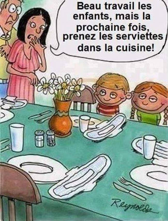 Humour de mardi ... !!!