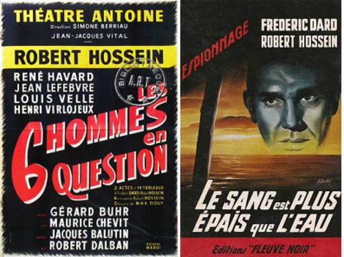 La sentence, Jean Valère, 1959