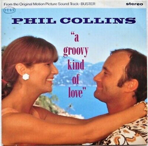 COLLINS, Phil - A Groovy Kind of Love (1988) (Romantique)