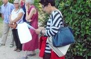 """Autres souvenirs de """"Poésie nomade en Luberon"""" - été 2015"""