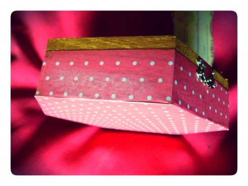 Boîte à Bijoux Princesse