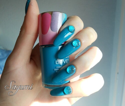 Nail Art Shamballa