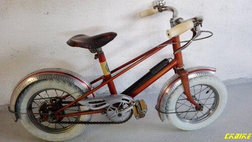 Vélo Enfant années 50