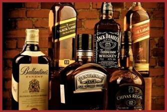Les Alcools divers.