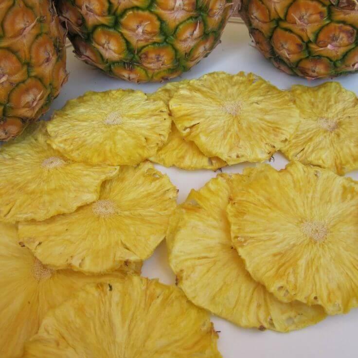 Сушеный ананас диабет