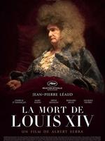 La Mort de Louis XIV : Août 1715. À son retour de promenade, Louis XIV ressent une vive douleur à la jambe. Les jours suivants, le Roi poursuit ses obligations mais ses nuits sont agitées, la fièvre le gagne. Il se nourrit peu et s'affaiblit de plus en plus. C'est le début de la lente agonie du plus grand roi de France, entouré de ses fidèles et de ses médecins. ... ----- ...  Origine : Espagnol Réalisation : Albert Serra Acteur(s) : Jean-Pierre Léaud,Patrick d'Assumçao,Marc Susini Genre : Historique,Drame,Expérimental Durée : 1h 55min Année de production : 2015 Date de sortie : 2 novembre 2016 Distributeur : Capricci Films Critiques Spectateurs : 3,0 Critiques Presse : 3,9