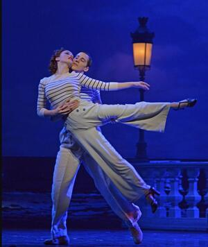 dance ballet the red shoes mathew bourne