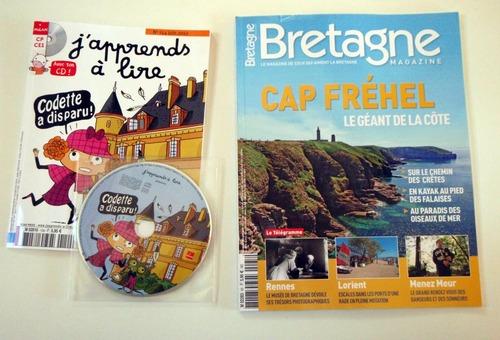 Deux nouveaux magazines