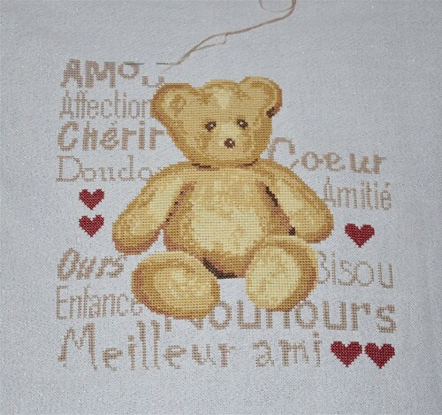 Tendresse d'Ours...