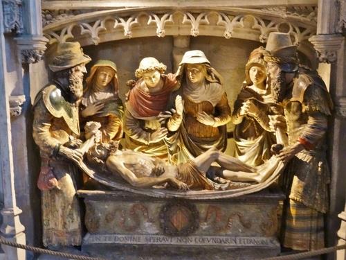 Poitiers: autour de Notre-Dame la Grande (photos)