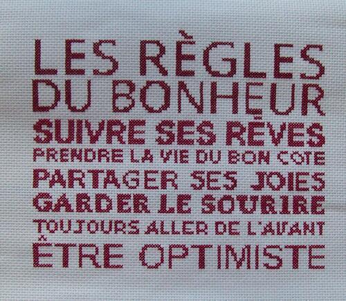 "SAL éphémère ""Les règles du bonheur"" - 4"