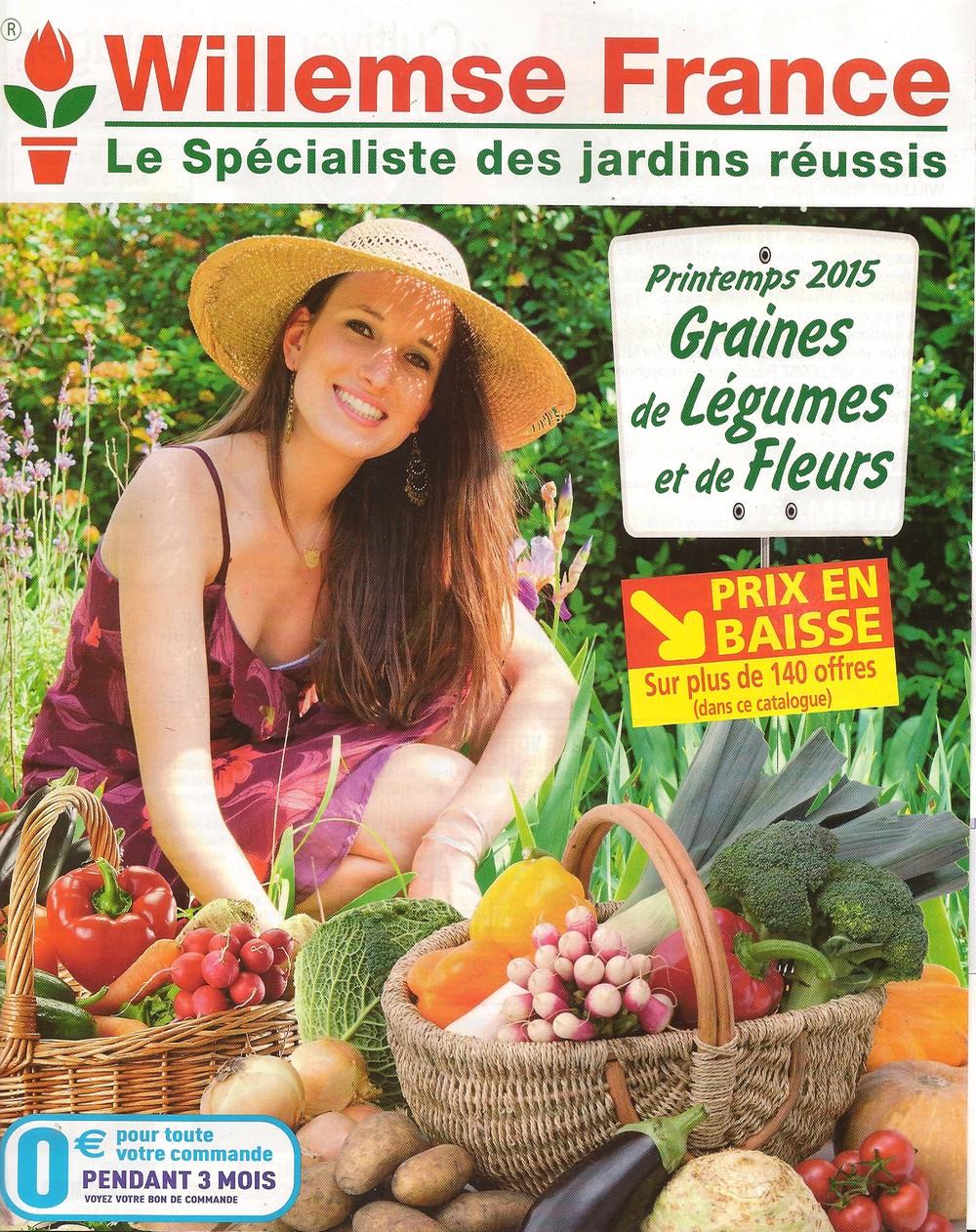 Le nouveau catalogue graines 2015 de willemse forum for Willemse fleurs