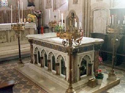Biville, fontaine Saint-Thomas