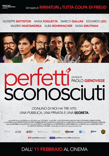 BOX OFFICE ITALIE DU 8 FEVRIER 2016 AU 14 FEVRIER 2016