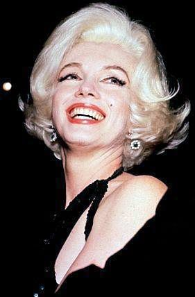 Marilyn Golden Globe 1962
