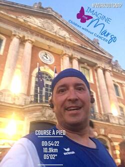 Ma Corrida de Toulouse 2018