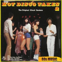 V.A. - Hot Disco Takes Vol.2 - Complete LP