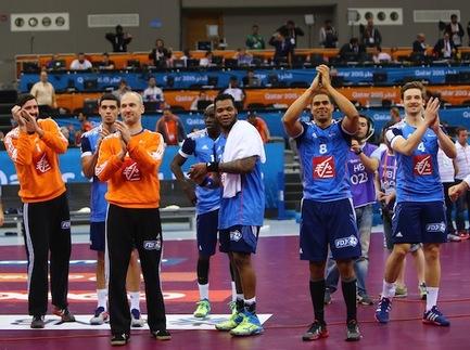 Handball : Les Français ne sont pas si facile à battre