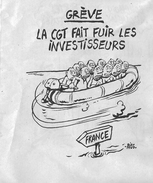 4 dessins du Charlie-Hebdo du 1er  juin 2016