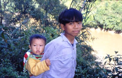 Le Nord au départ de la frontière chinoise direction Sapa et Lai Chau