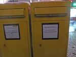Briefkästen zugesperrt wegen Karneval