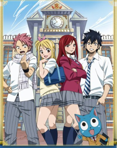 Episode de Fairy Tail