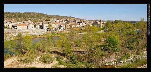 Gorges de l'Ardèche insolite