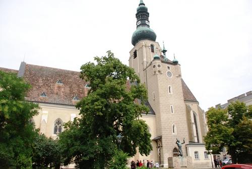 Baden, ville thermale en Autriçe (photos)