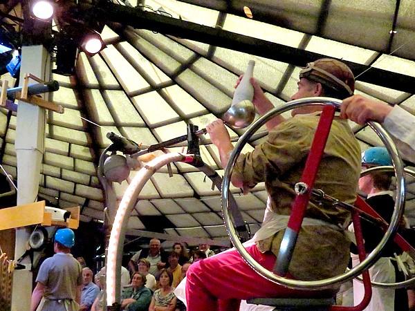 """""""Ah, on respire !""""...présentation du spectacle estival 2016 de la Compagnie des Gens ..."""