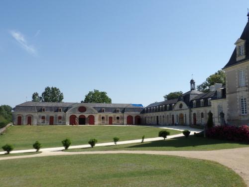 Le château de Gizeux ( 1 )