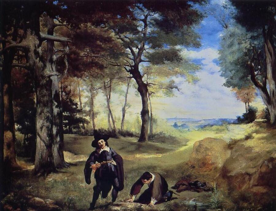 Manet , inspiré par l'Espagne