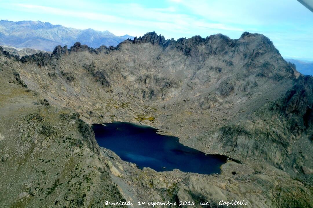 Lac de Capitello Corse