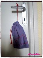 Le sac à maillot mouillé trop chou !
